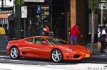 Ferrari   Spottings: Ferrari 360 Modena