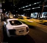 Melb   Spottings: Audi R8