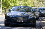 Photos aston Australia Spottings: Aston Martin DB9 Volante