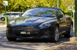 Aston db9 Australia Spottings: Aston Martin DB9 Volante