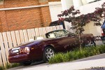 Melbourne   Spottings: Rolls Royce Drophead
