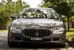 In   Spottings: Maserati Quattroporte