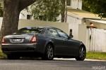 Spottings: Maserati Quattroporte