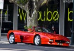 348   Spottings: Ferrari 348 Spider