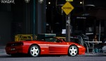 Melbourne   Spottings: Ferrari 348 Spider
