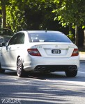 Victoria   Spottings: Mercedes Benz C63 AMG