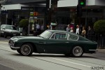 Fine   Spottings: Aston Martin DB6