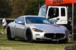 Sports   Ferrari Club Concours 2010 - Como Oval North, 11 April 2010: Maserati Granturismo S MC Sports Line