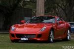 Ferrari Club Concours 2010 - Como Oval North, 11 April 2010: Ferrari 599 GTB Fiorano