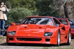 Ferrari f40 Australia Ferrari Club Concours 2010 - Como Oval North, 11 April 2010: Ferrari F40