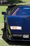Ferrari Club Concours 2010 - Como Oval North, 11 April 2010: Lamborghini Countach LP5000S