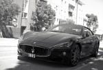 Cab   Spottings: Maserati Grancabrio