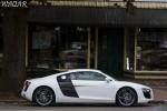Spottings: Audi R8