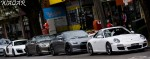 NISSAN   Spottings: Porsche 911 GT3 Audi R8 BMW M5 and Nissan GTR