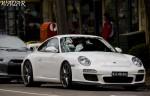 NISSAN   Spottings: Porsche 911 GT3 and Nissan GTR Spotting Wallpaper Undefined