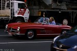 Spottings: Mercedes Benz 300SL