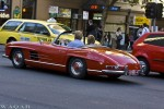 300sl   Spottings: Mercedes Benz 300SL