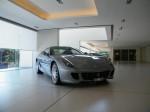 Silver   Showroom Pics: Silver-grey 599 in Zagames