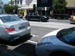 Bmw   Spottings in Melbourne: BMW M5 on Toorak Road