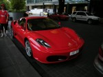 F430   Spottings in Melbourne: F430 Coupe at Crown