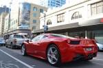 Spottings in Melbourne: 458