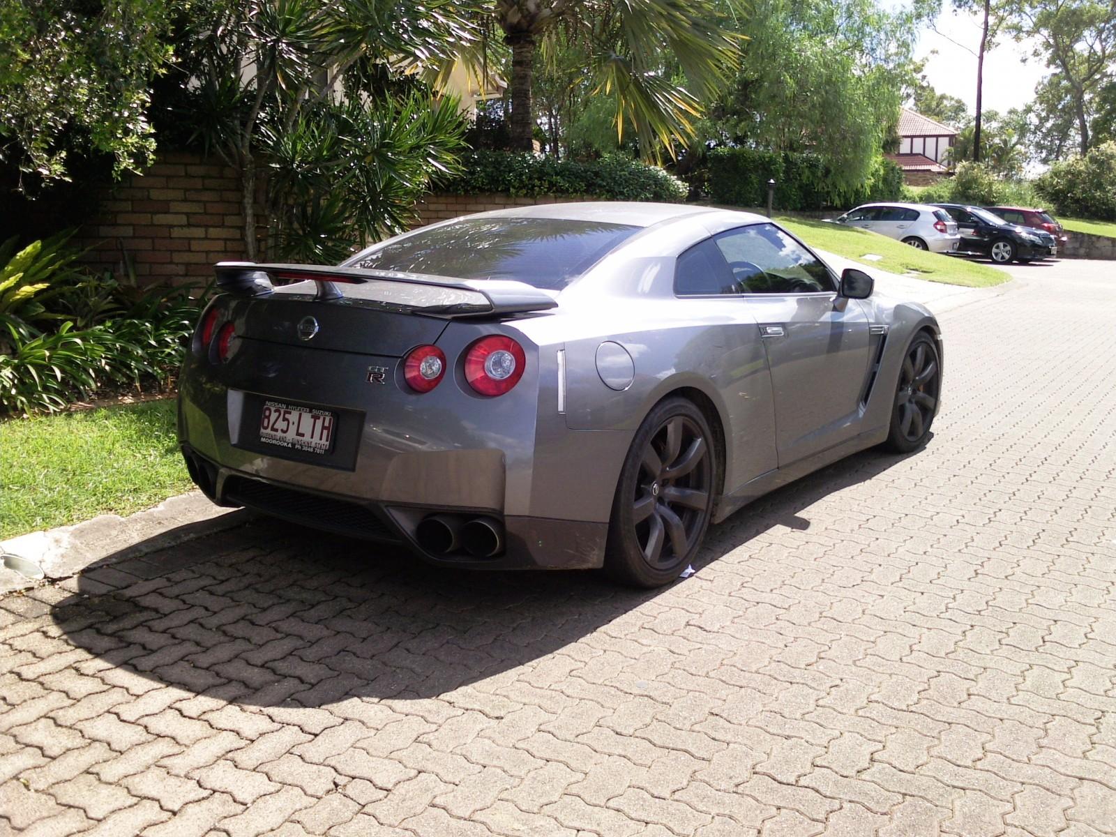 Nissan Skyline GTR - Spotted