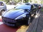TI   Spotted: Aston Martin DB9
