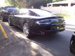 Brisbane   Spotted: Aston Martin DB9