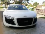 Old   Spotted: Audi R8 [SMINE]