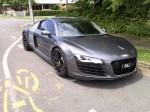 Audi   Spotted: Audi R8