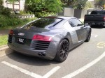 Audi   Spotted: Audi R8