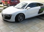 Spotted: Audi R8