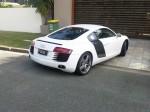 Audi   Spotted: Audi R8 [Smine]