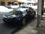 Brisbane   Spotted: BMW 650i Coupe