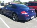 Brisbane   Spotted: BMW M6