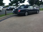 Old   Spotted: Bentley Arnage