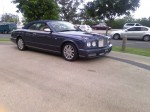 Coast   Spotted: Bentley Arnage