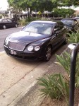 Coast   Spotted: Bentley Continental