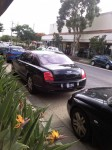 Old   Spotted: Bentley Continental