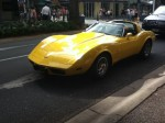Coast   Spotted: Chevrolet Corvette Stingray