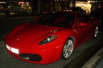 Gold   Spotted: Ferrari F430