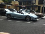 Coast   Spotted: Ferrari 360