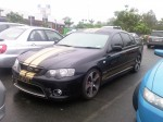 Old   Spotted: Ford FPV GT