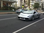Old   Spotted: Lamborghini Gallardo