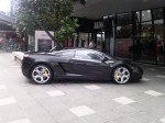 Gold   Car Shows: Lamborghini Gallardo