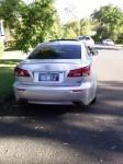 Brisbane   Spotted: Lexus IS-F