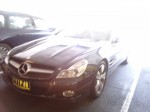 Mercedes   Spotted: Mercedes SL350
