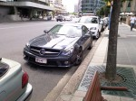 Mercedes   Spotted: Mercedes SL63 AMG