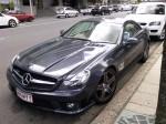 Photos mercedes Australia Spotted: Mercedes SL63 AMG