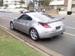 NISSAN   Spotted: Nissan 350z